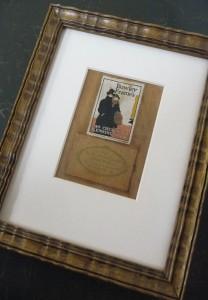1902 Framing Label
