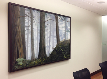 corporate framing example