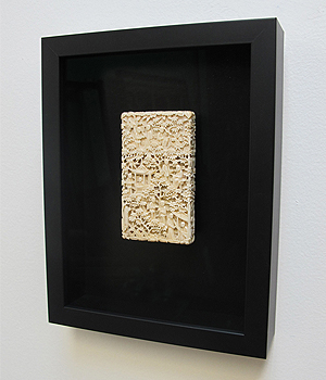 shadow box frame example